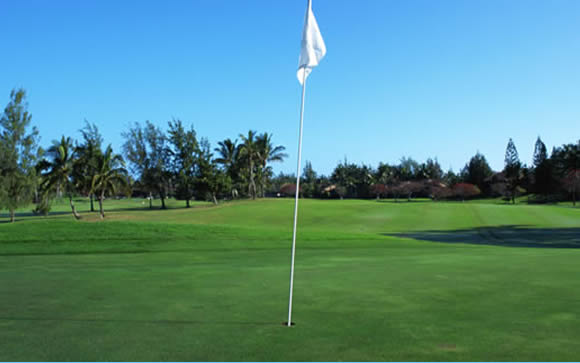 冬のゴルフは難しい画像