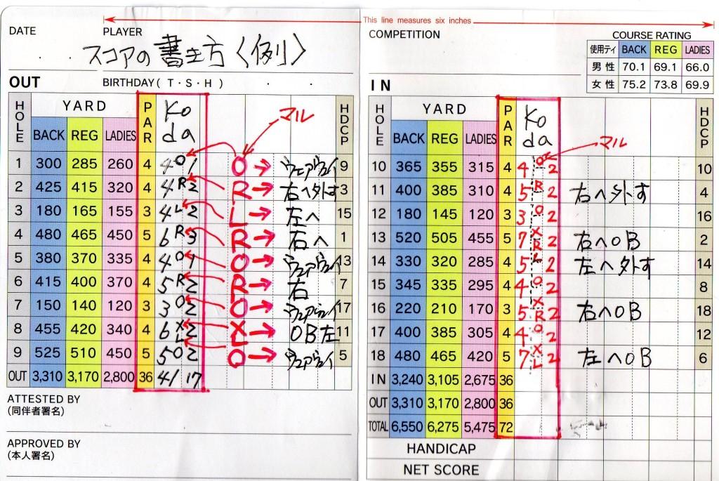 ゴルフで90を切る方法