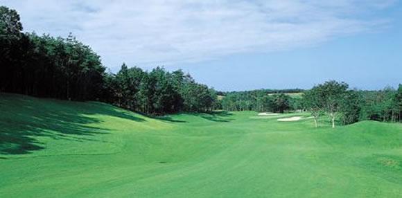 ローズウッドゴルフクラブ12番ミドルホール
